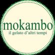 Logo gelateria artigianale Mokambo