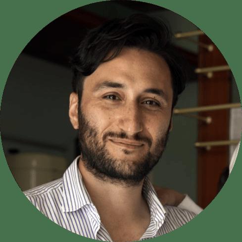 Vincenzo Paparella - responsabile marketing Mokambo Gelateria artigianale di Ruvo di Puglia