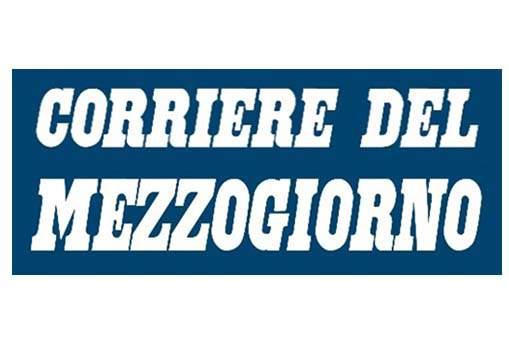 Logo corriere del mezzogiorno