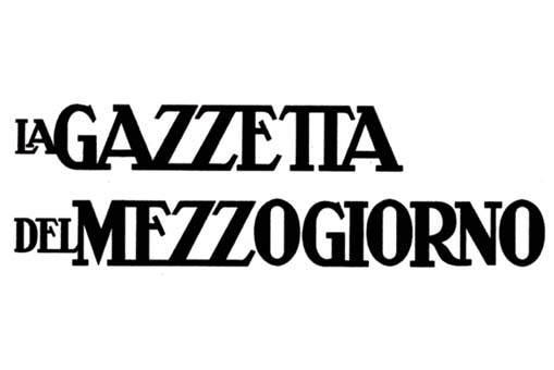 Logo gazzetta del mezzogiorno